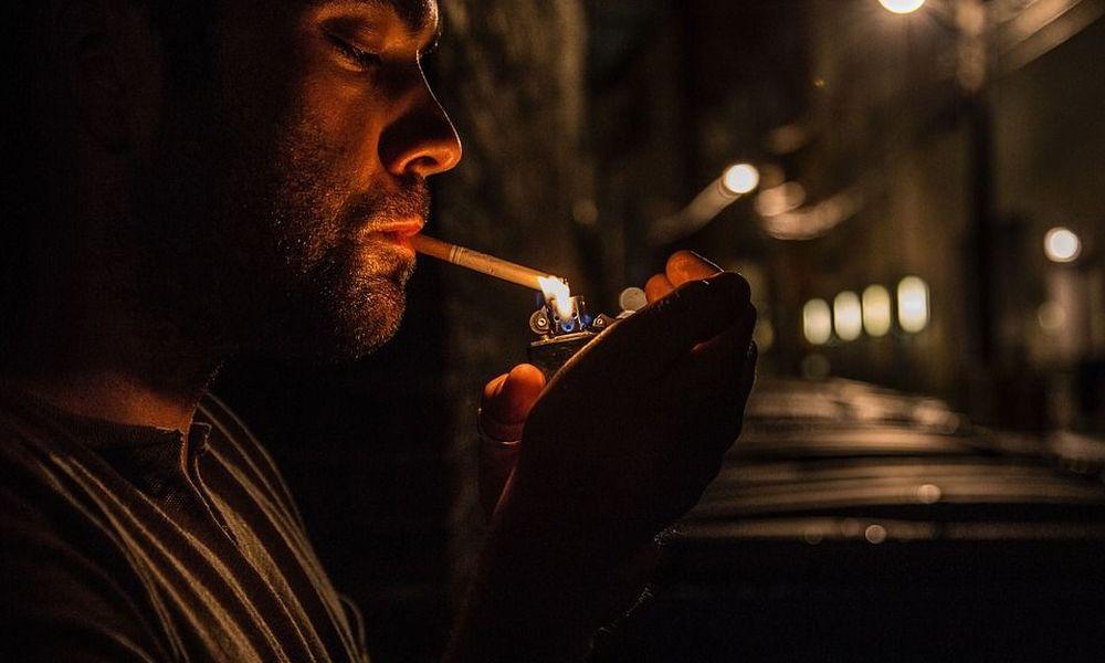 Κάπνισμα πρωκτικό πορνό
